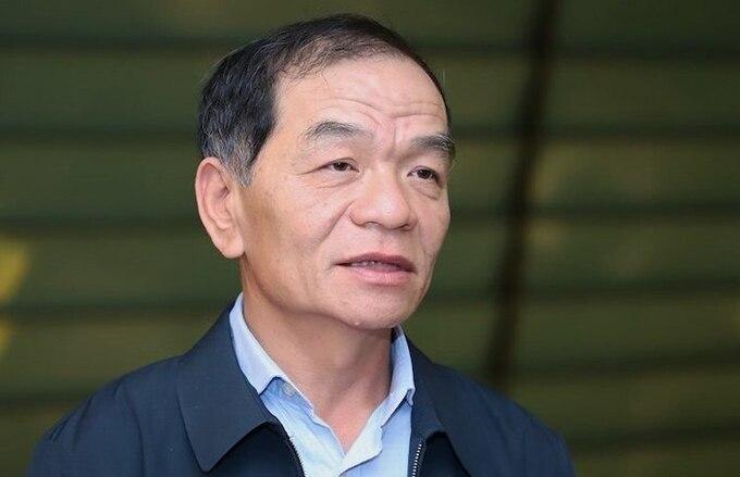 Đại biểu Lê Thanh Vân tranh luận về thủy điện