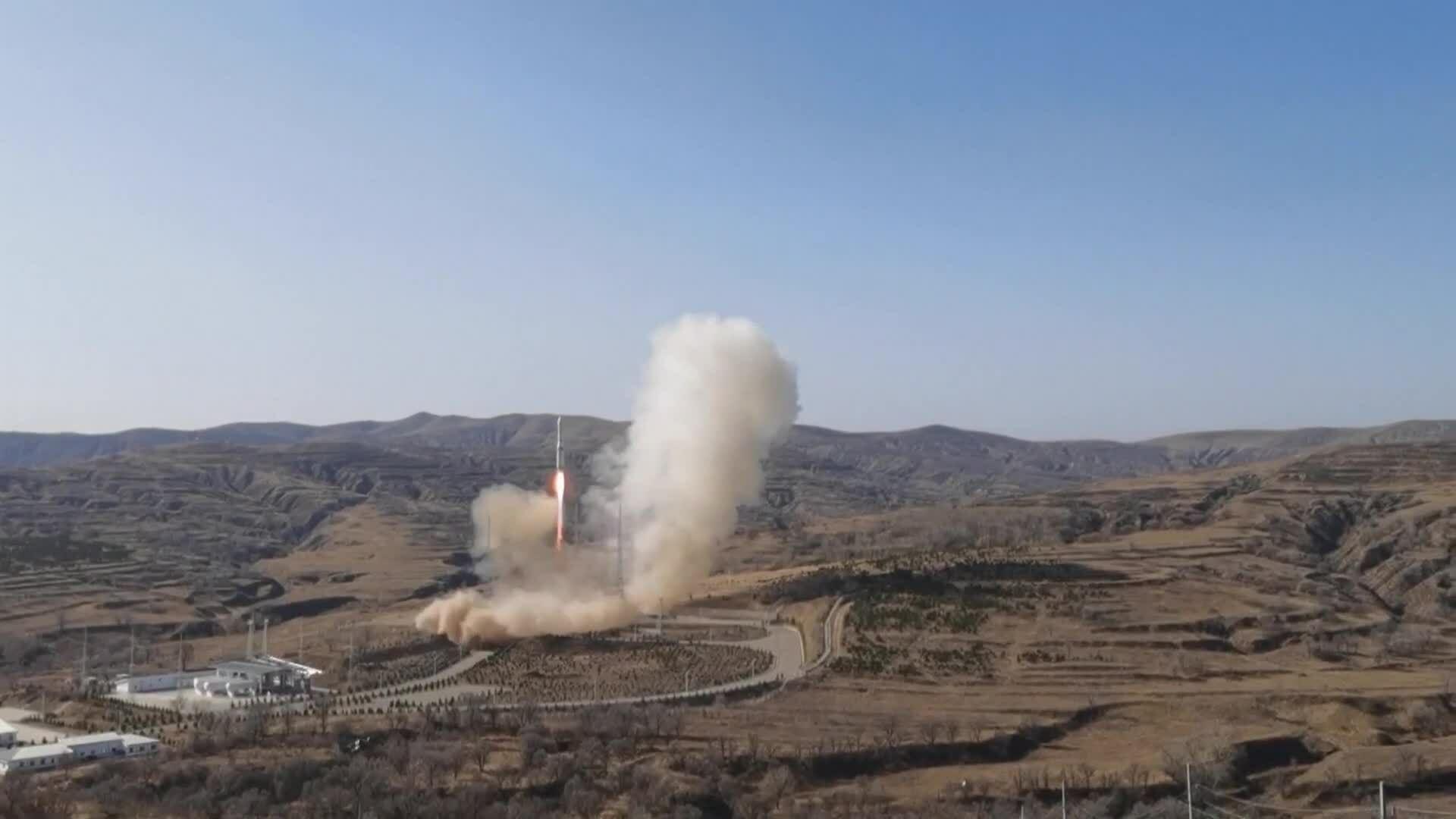 Trung Quốc phóng vệ tinh thử nghiệm mạng 6G