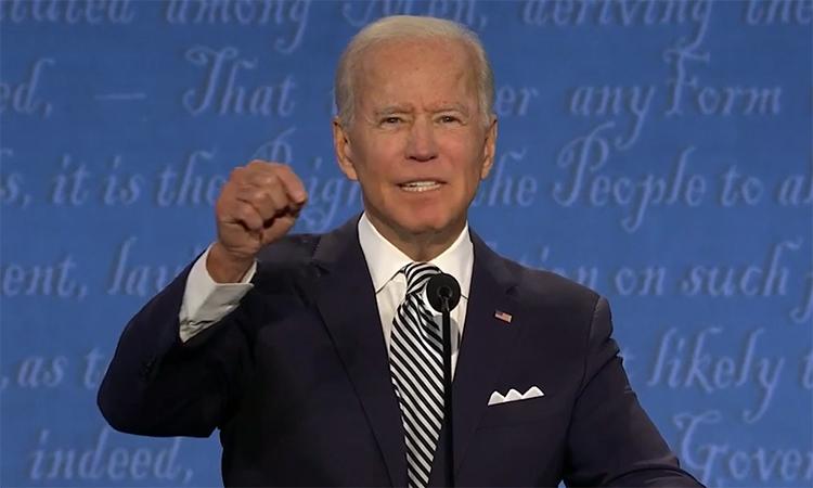 Hành trình 32 năm tới chức tổng thống Mỹ của Biden