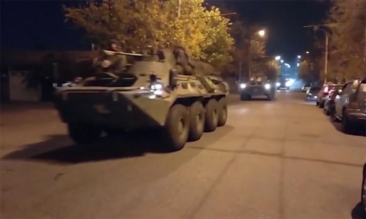 Thỏa thuận đình chiến Nagorno-Karabakh phơi bày thế yếu của Nga tại Kavkaz