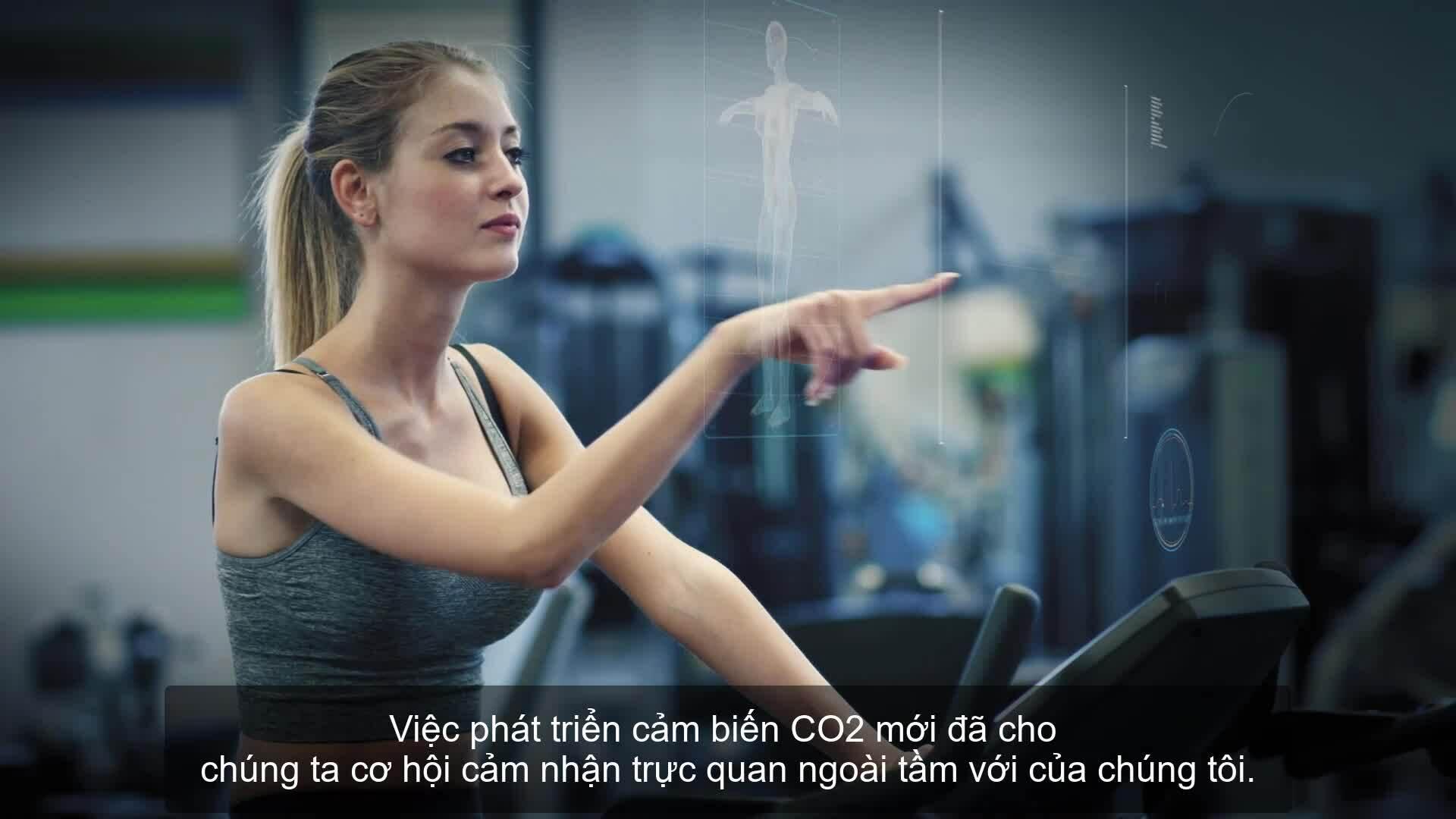 Cảm biến CO2 của Infineon cải thiện không khí trong nhà