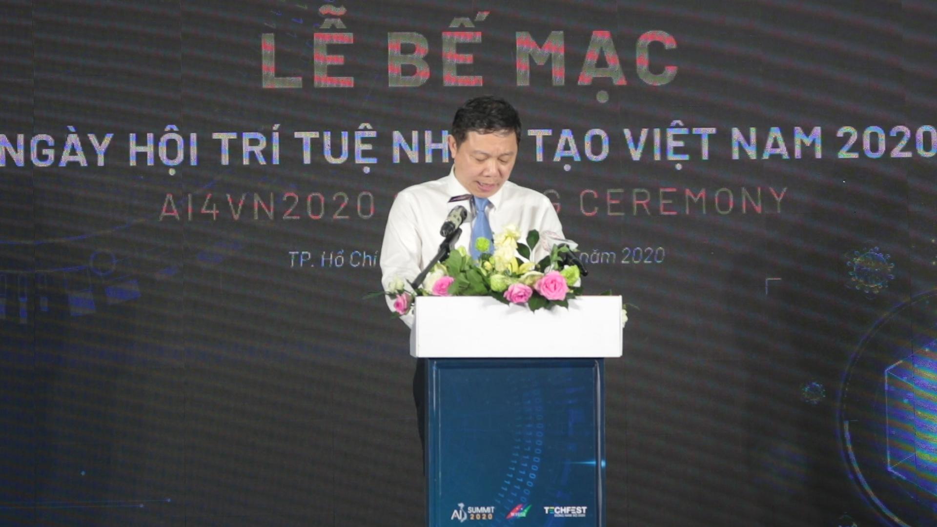 Phát biểu lãnh đạo TP HCM