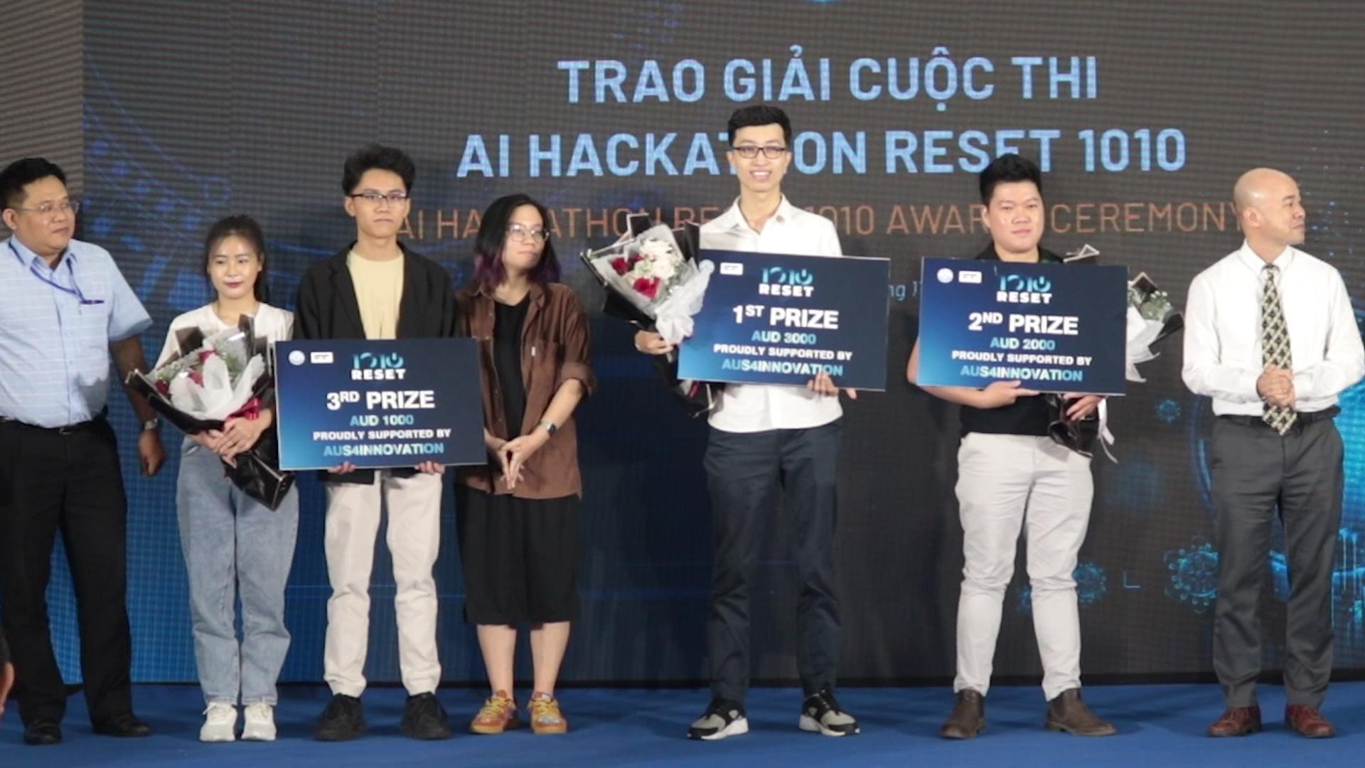 Trao Hackathon AI RESET 1010