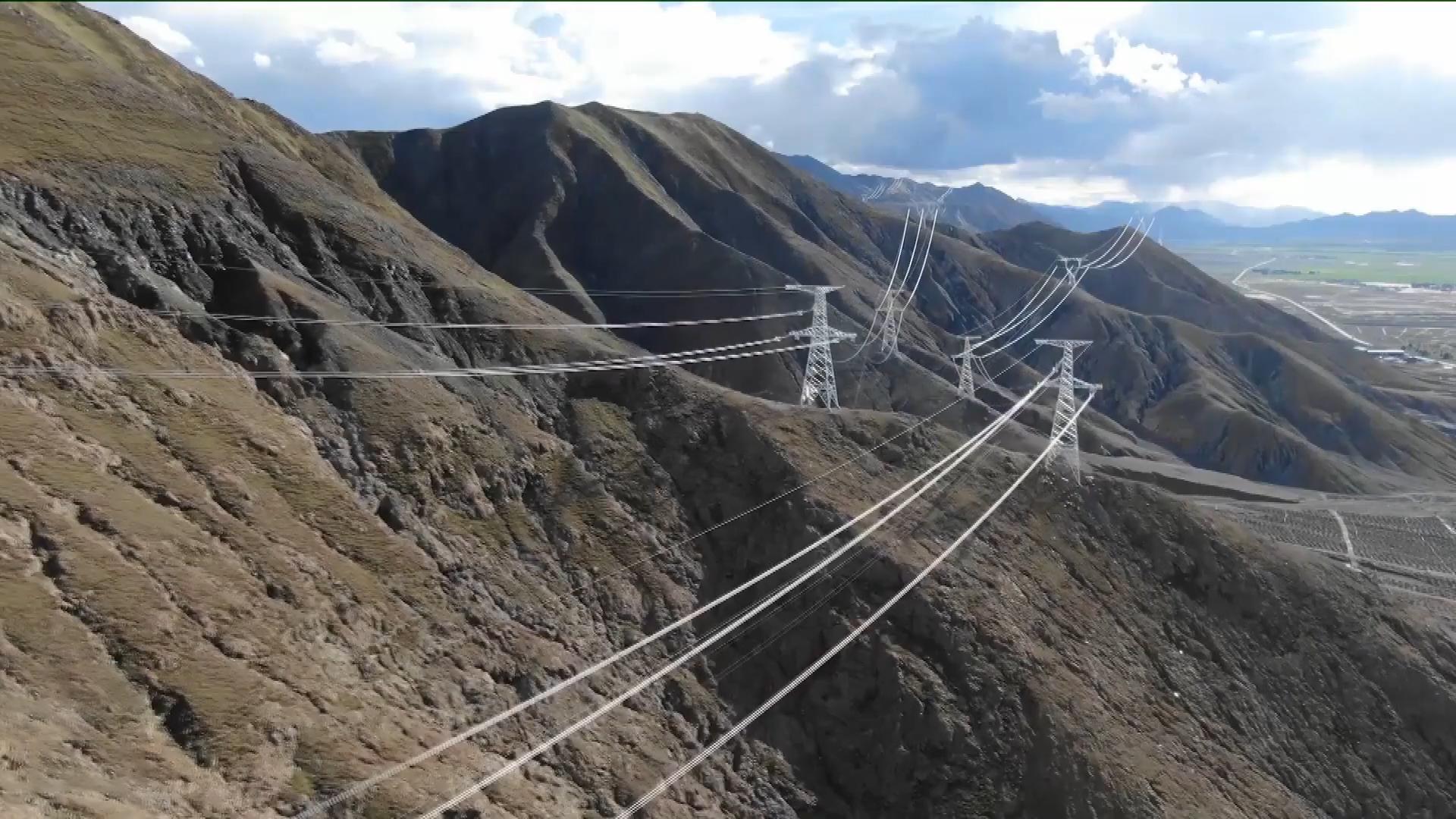 Lưới điện cao nhất thế giới đi vào hoạt động