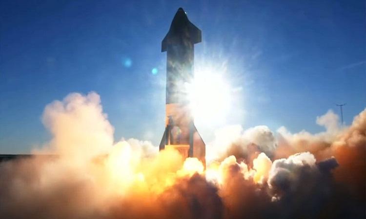 Nguyên mẫu tàu Starship của SpaceX phát nổ khi hạ cánh
