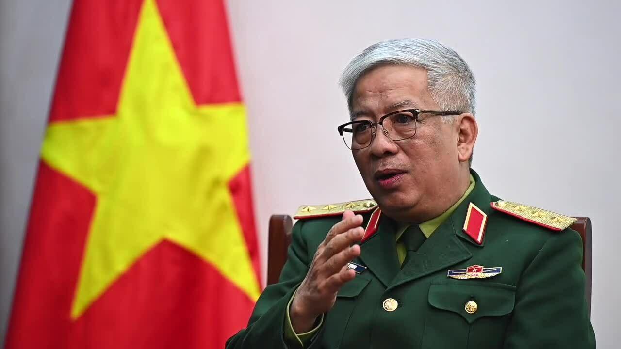 Thượng tướng Nguyễn Chí Vịnh: 'Việt Nam chủ động đưa ra luật chơi'