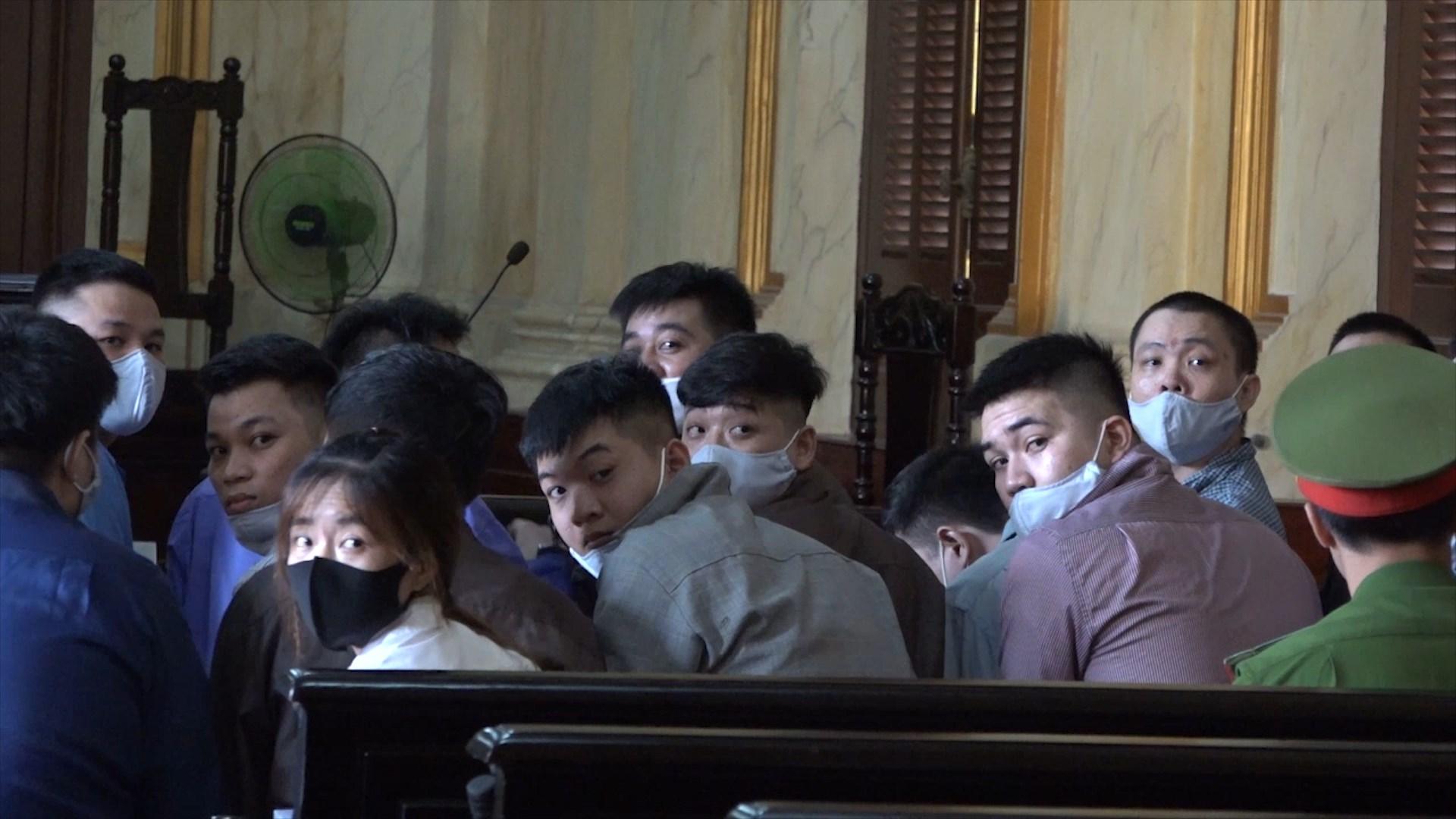 Đồng bọn Tuấn 'Khỉ' bị xét xử