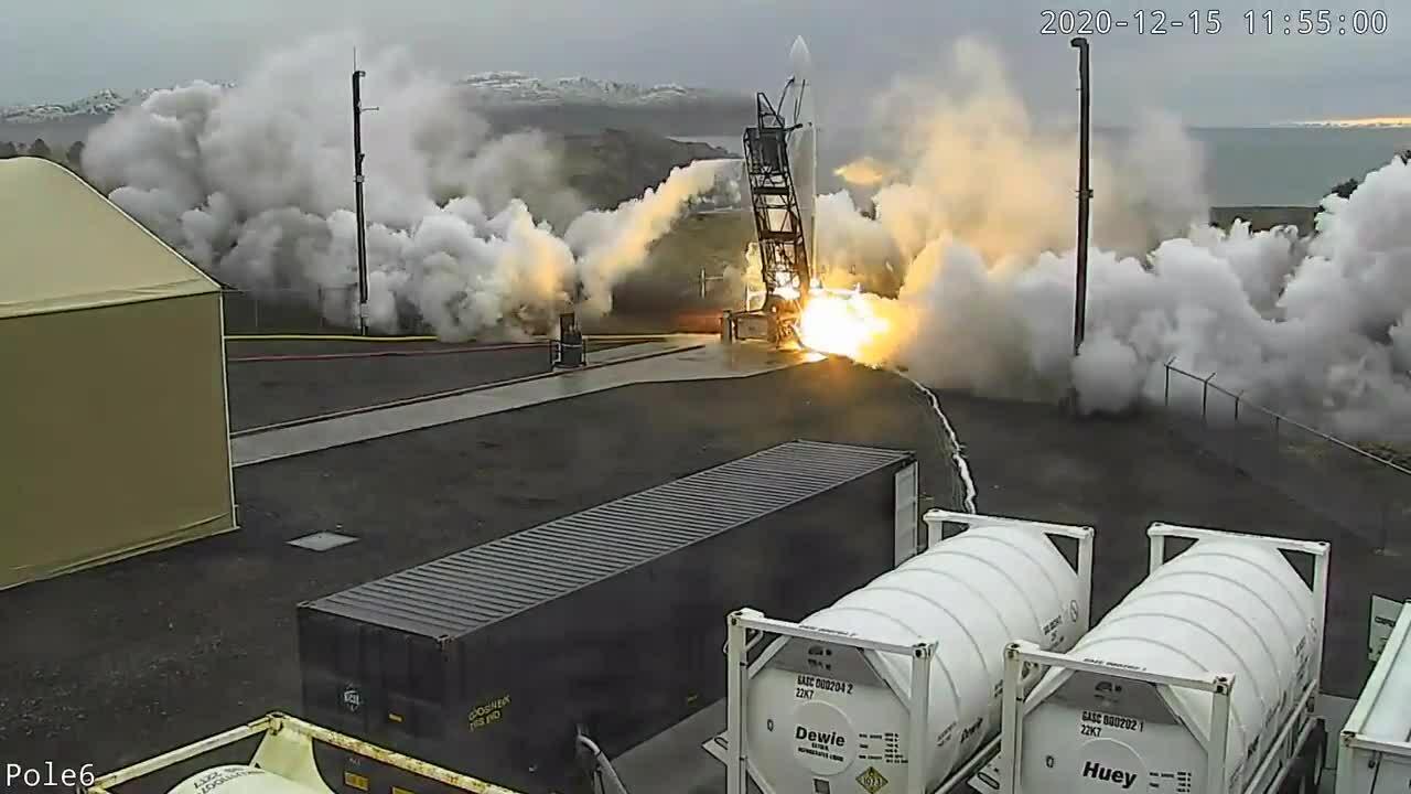 Startup Mỹ lần đầu phóng tên lửa thành công