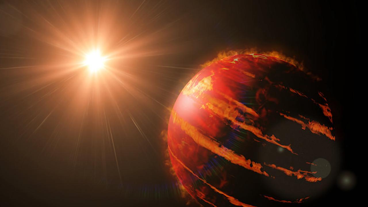 Lần đầu phát hiện phát xạ vô tuyến từ ngoại hành tinh