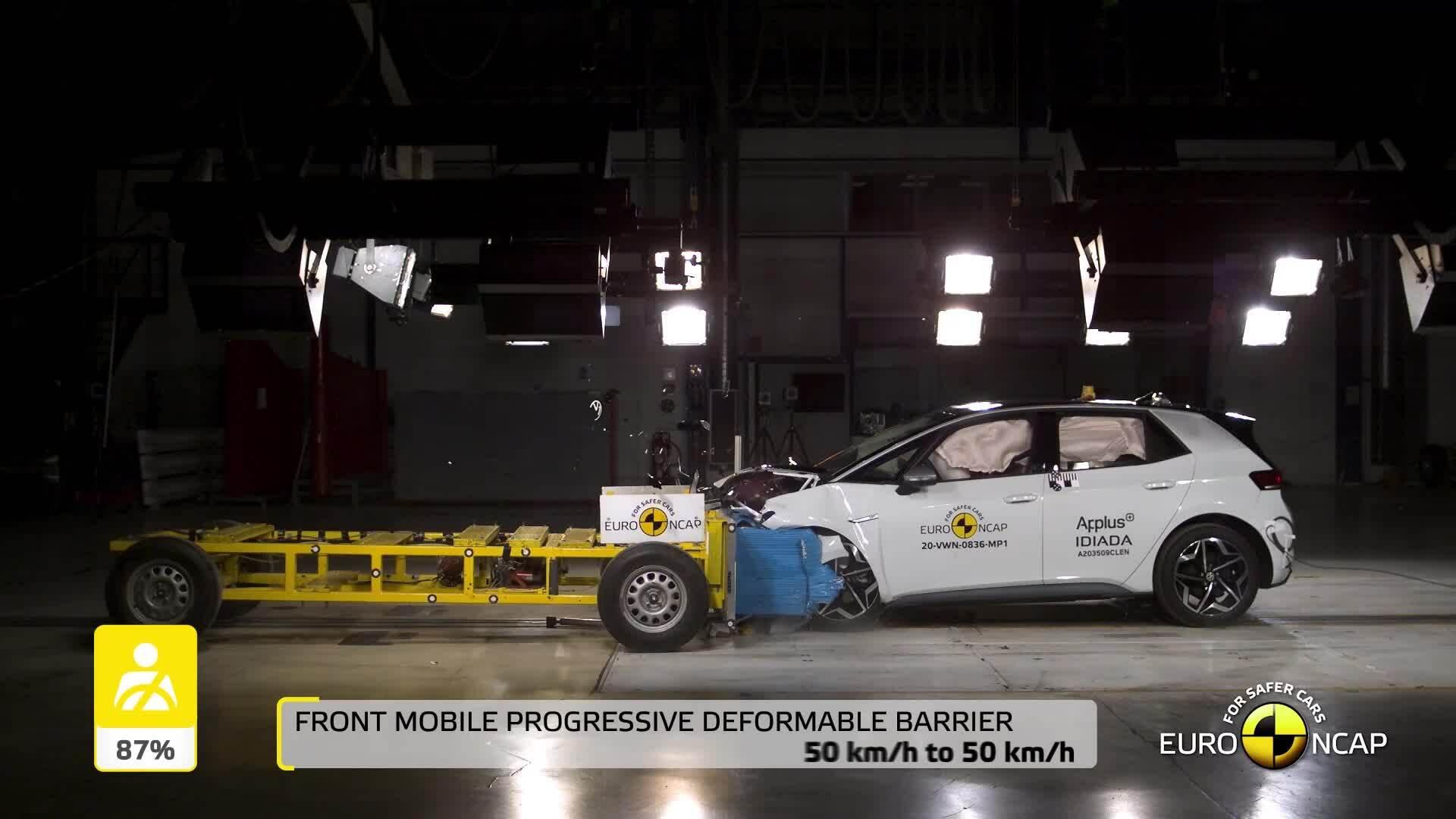 NCAP thử nghiệm an toàn ôtô như thế nào? - VnExpress