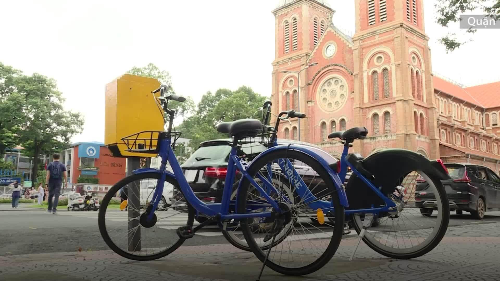 Xe đạp công cộng sẽ hoạt động thế nào ?