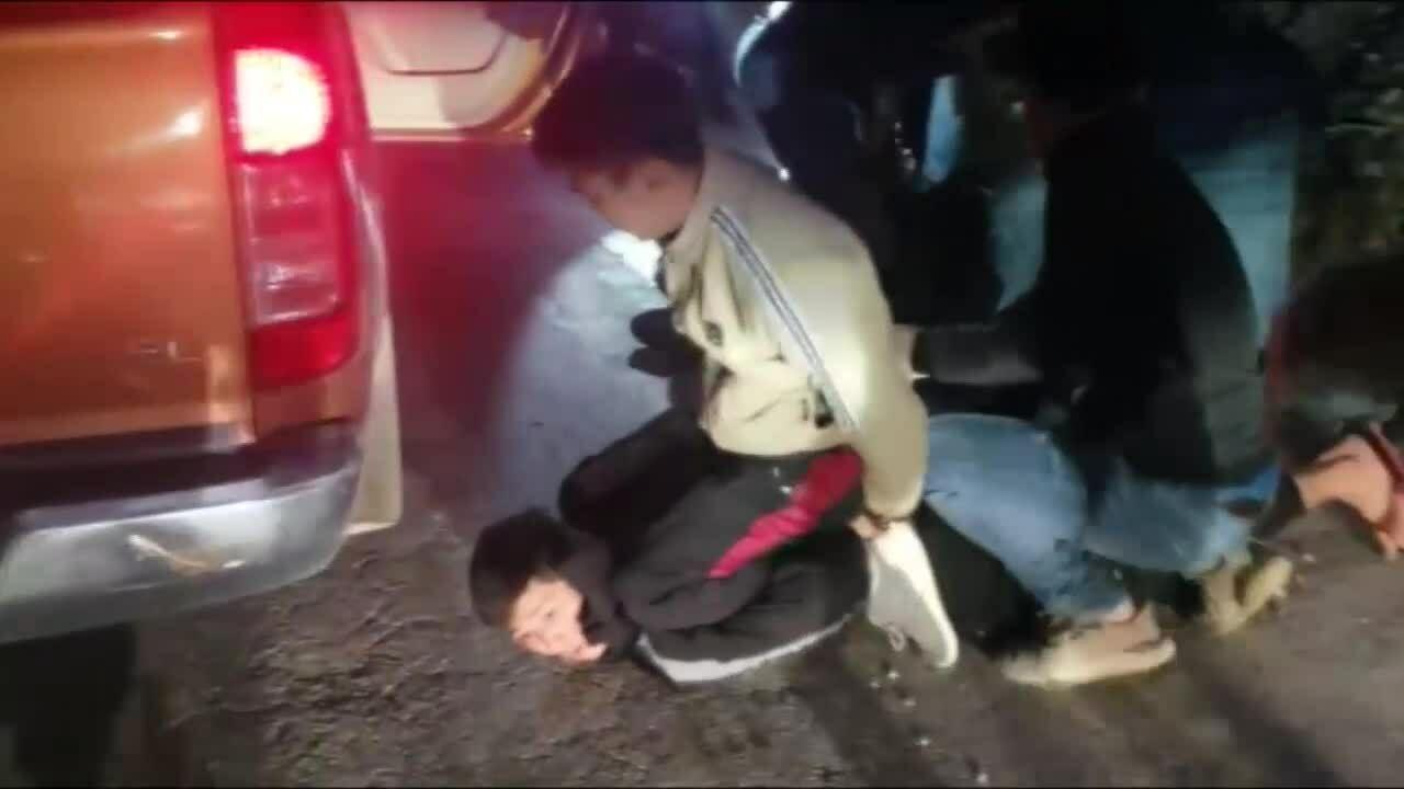 Cuộc truy bắt 4 người chở hơn 2 tạ ma túy