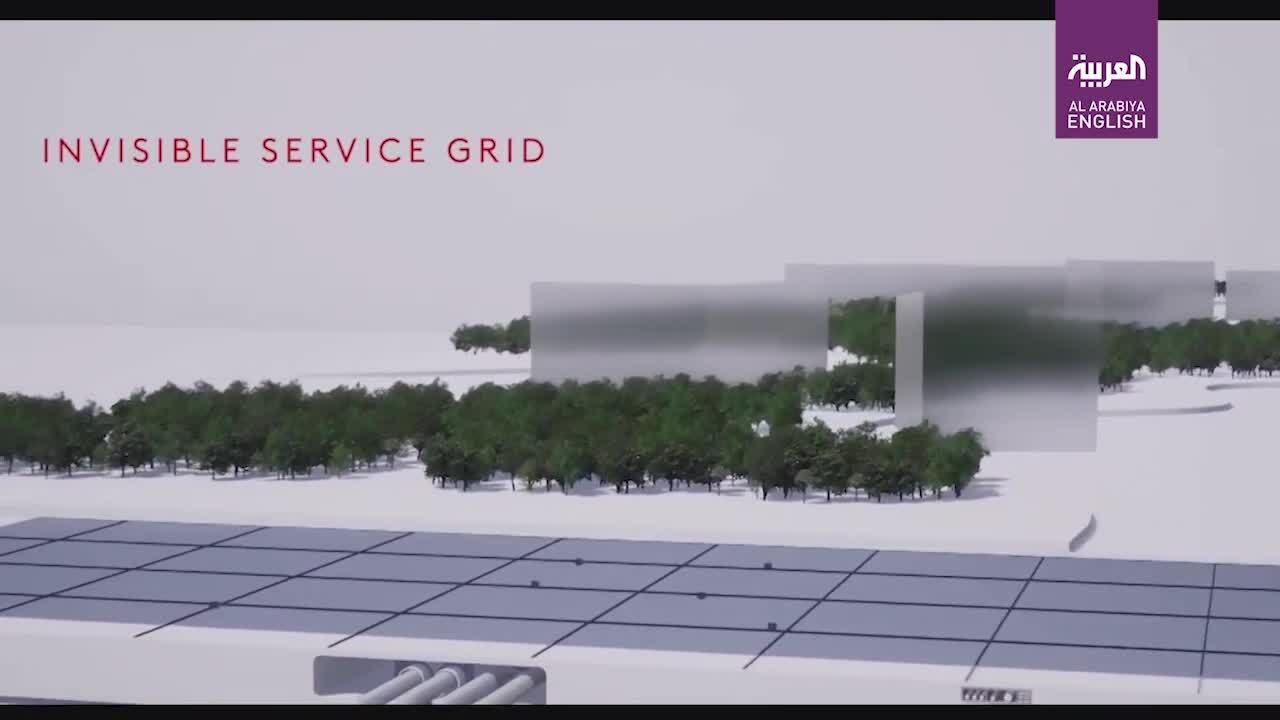 Arab Saudi xây thành phố 'không ôtô' hàng trăm tỷ USD