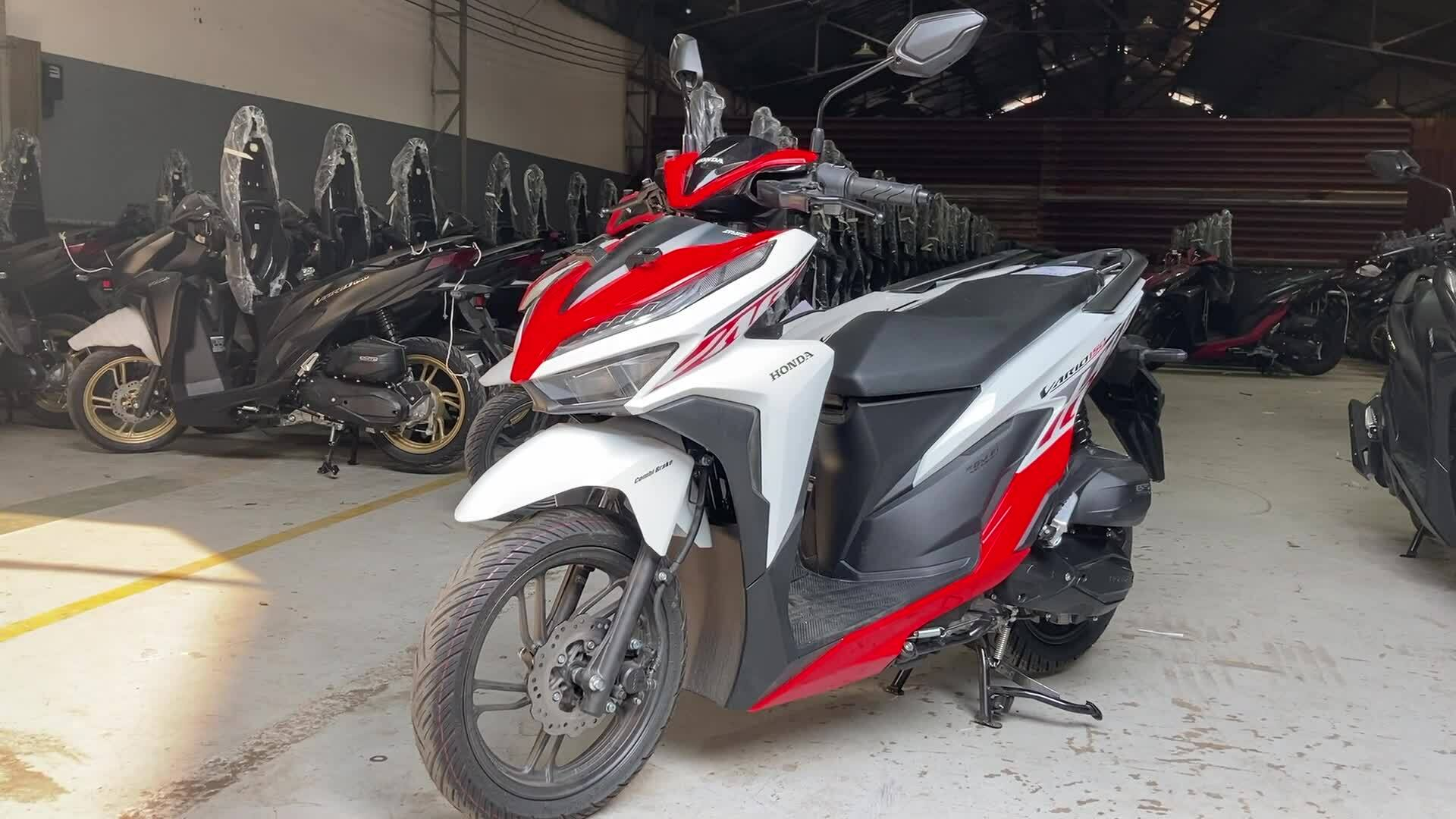 Honda Vario 150 - xe ga nhập Indonesia giá