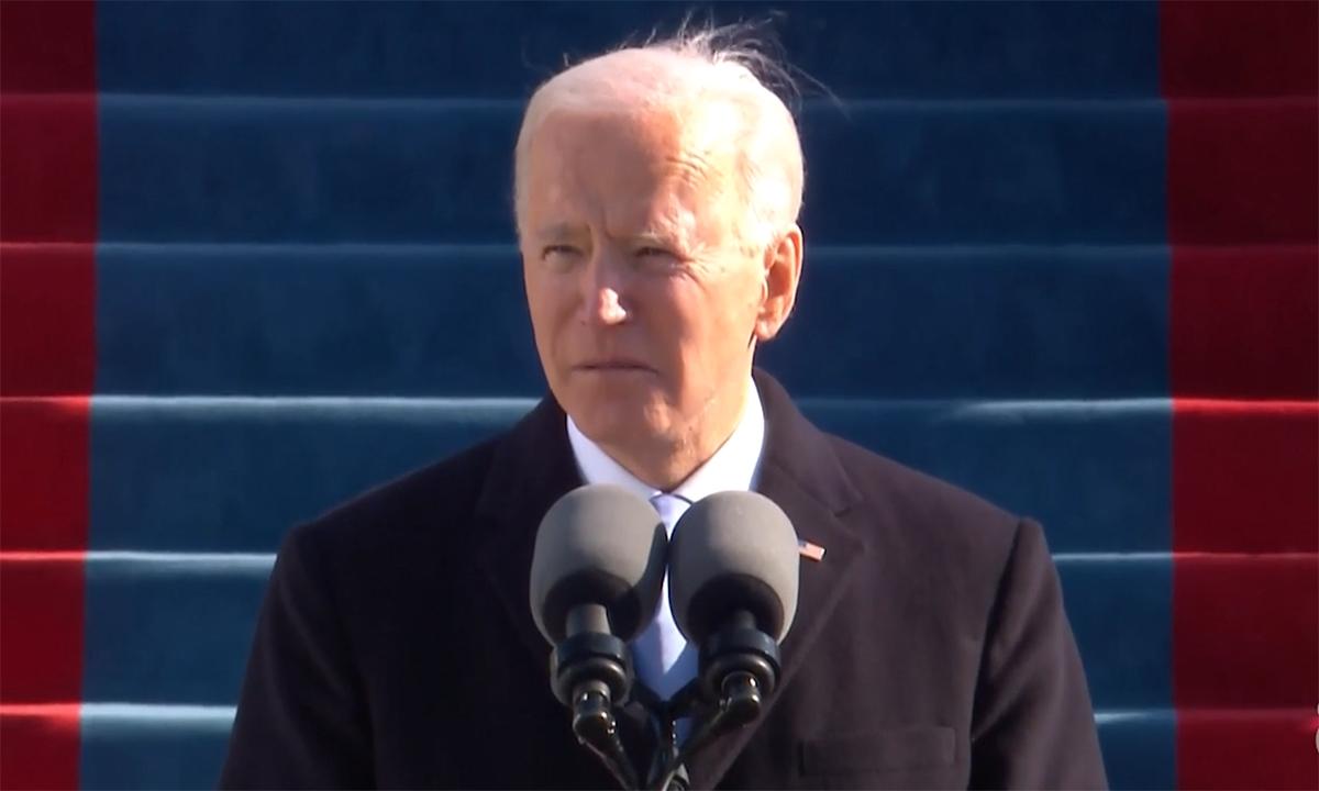 Lễ nhậm chức của Biden