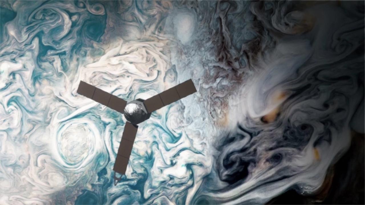 NASA kéo dài sứ mệnh tàu quỹ đạo sao Mộc