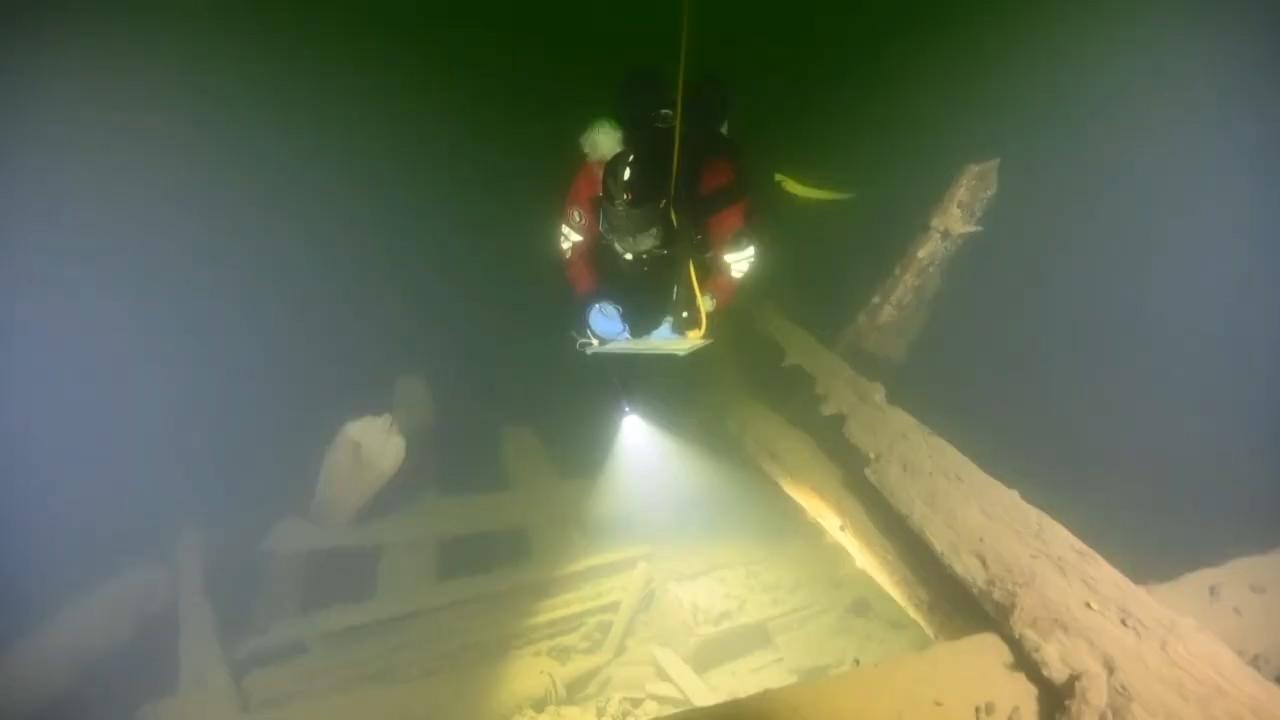 Nỗ lực bảo tồn nghĩa địa tàu đắm dưới biển Baltic