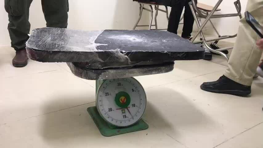 2 ngày 'cân não' bắt đôi nam nữ vận chuyển 13kg heroin (bài tết)