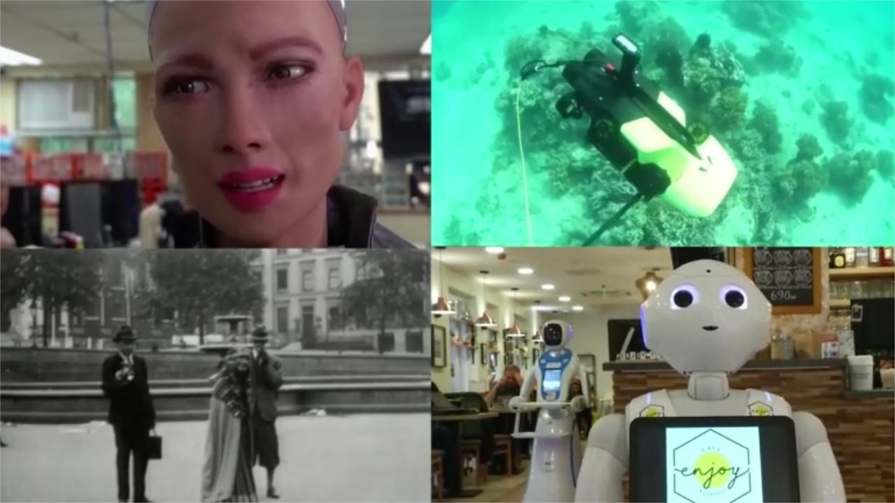 Thuật ngữ 'robot' ra đời như thế nào?