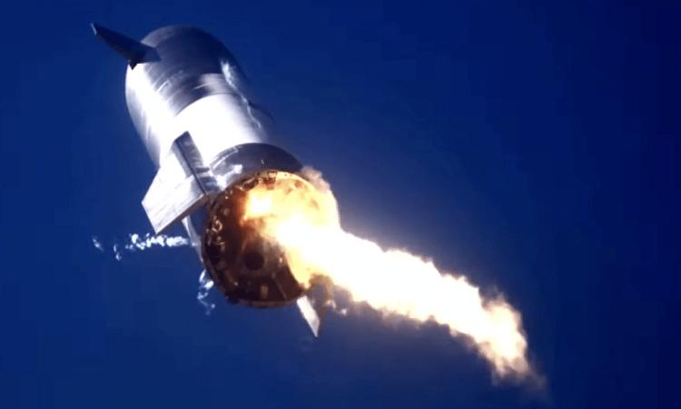 Nguyên mẫu tàu Starship phát nổ lần thứ hai