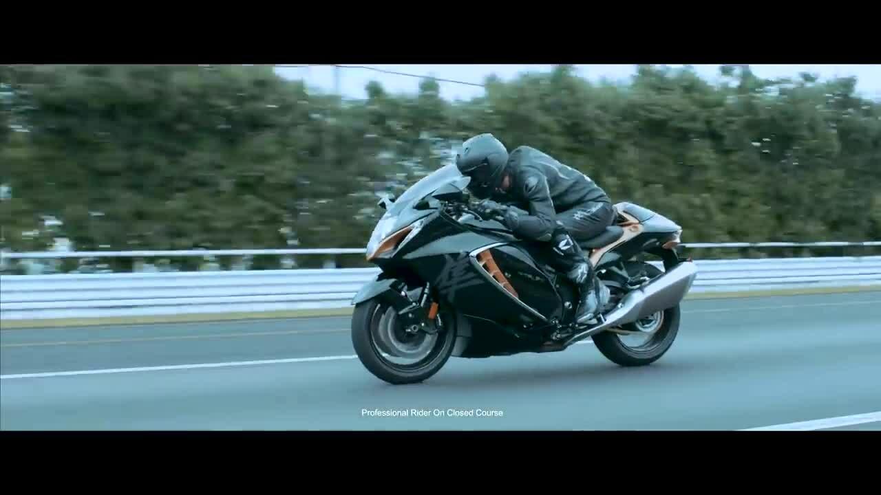Suzuki Hayabusa 2021 - 'thần gió' trở lại