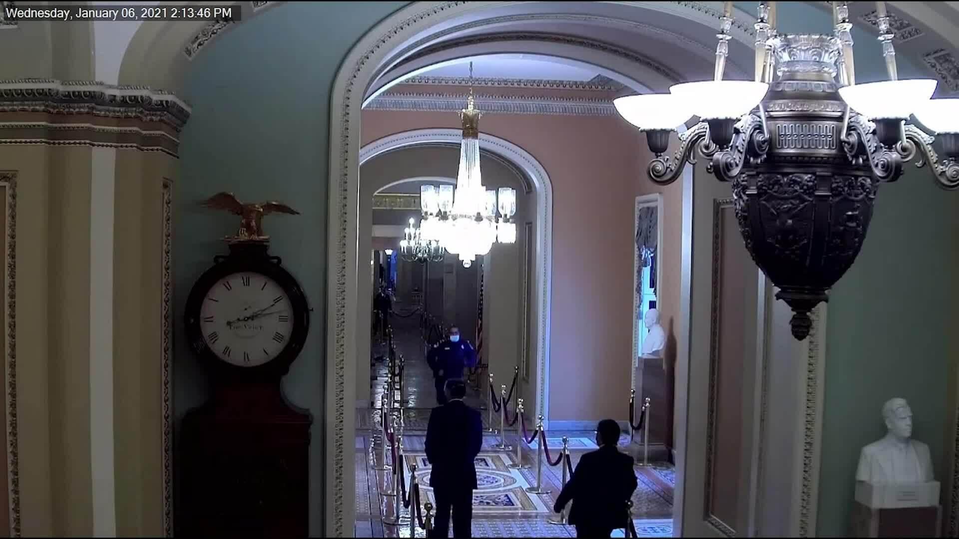 Công bố video người biểu tình 'săn lùng' nghị sĩ Mỹ