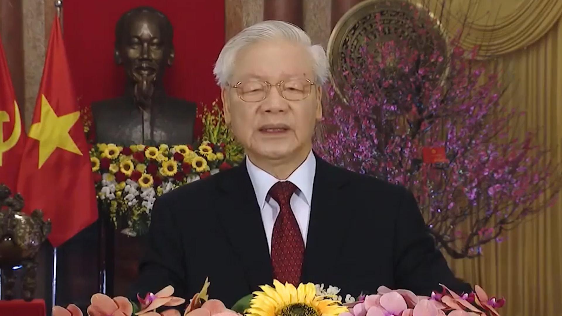 Tổng Bí thư, Chủ tịch nước chúc Tết