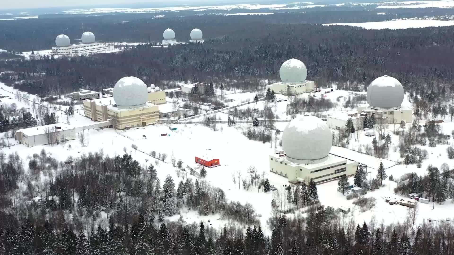 Bên trong trung tâm cảnh báo tên lửa đạn đạo của Nga