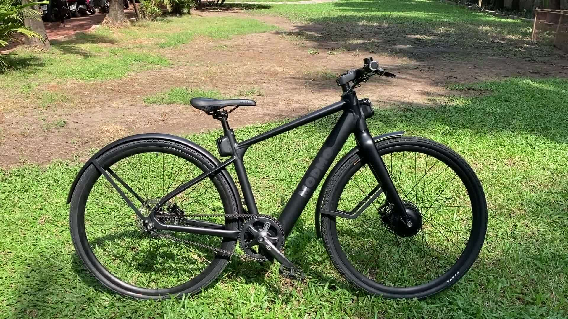 Modmo Saigon - xe đạp trợ lực điện giá 70 triệu đồng