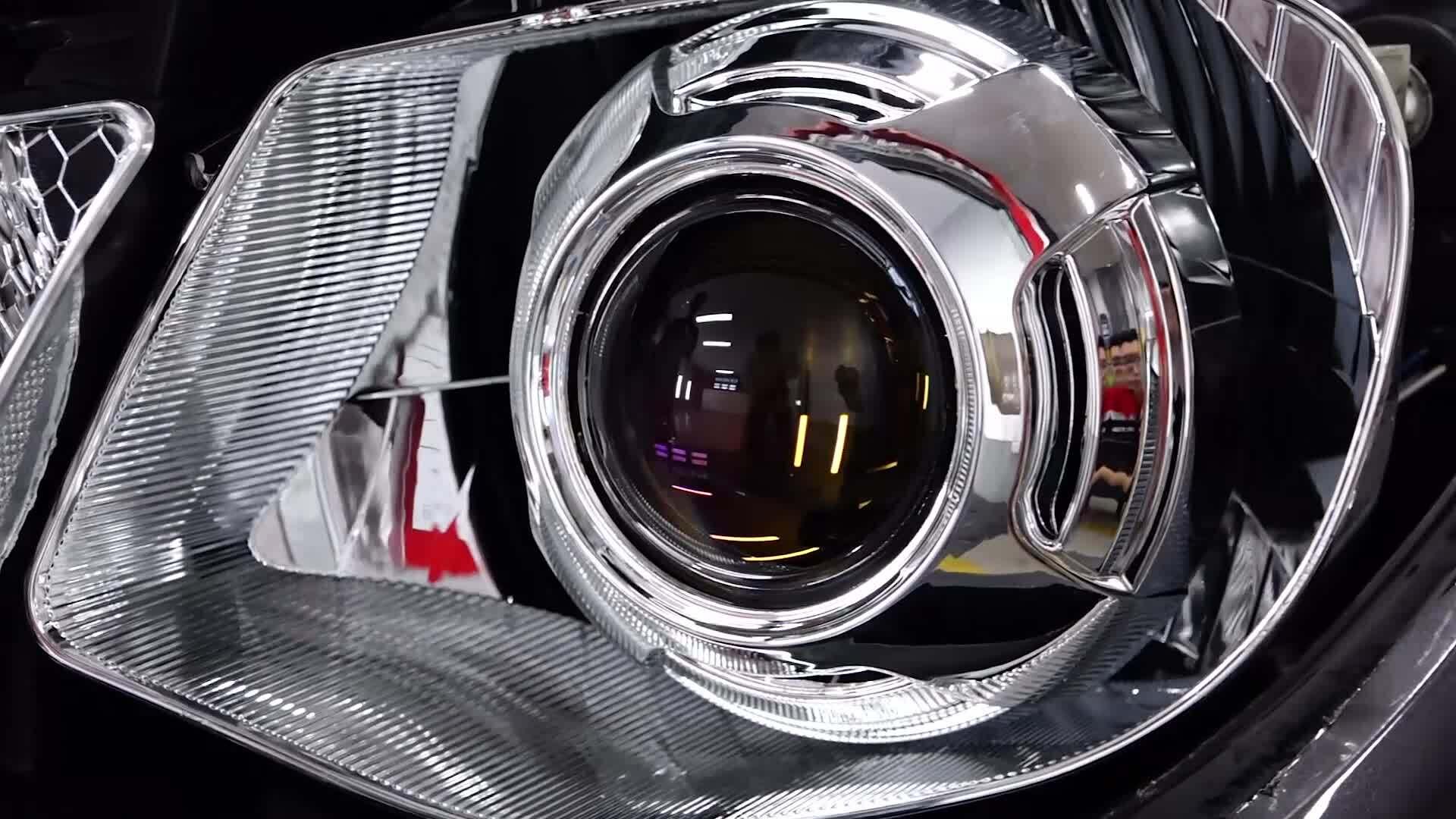 Nâng cấp ánh sáng cho ôtô