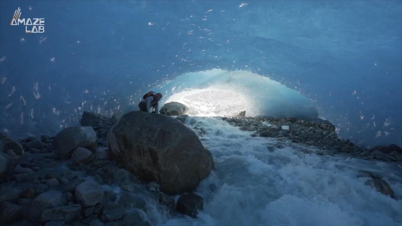 Cách sông băng tan chảy đẩy nhanh sự nóng lên toàn cầu
