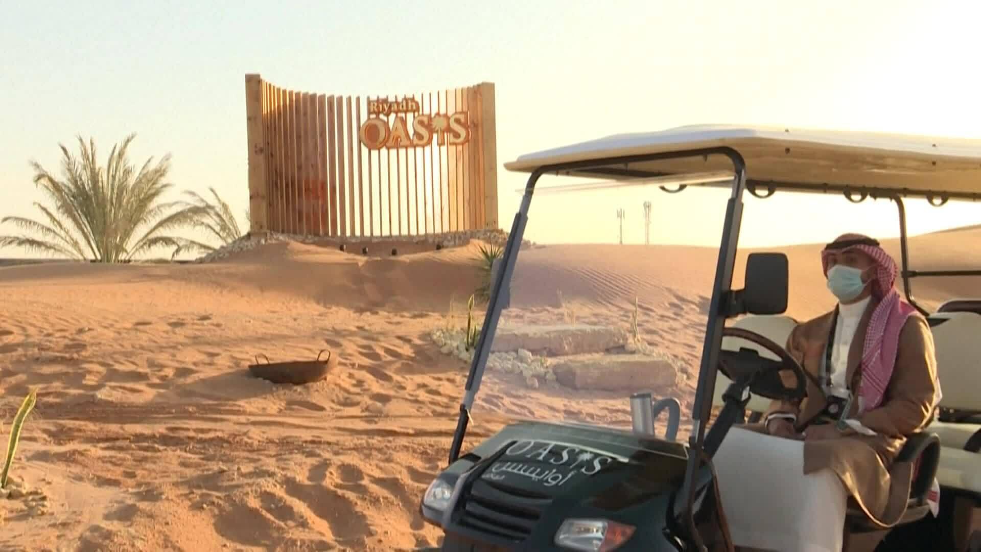 'Thiên đường' của dân Arab Saudi giữa mùa dịch