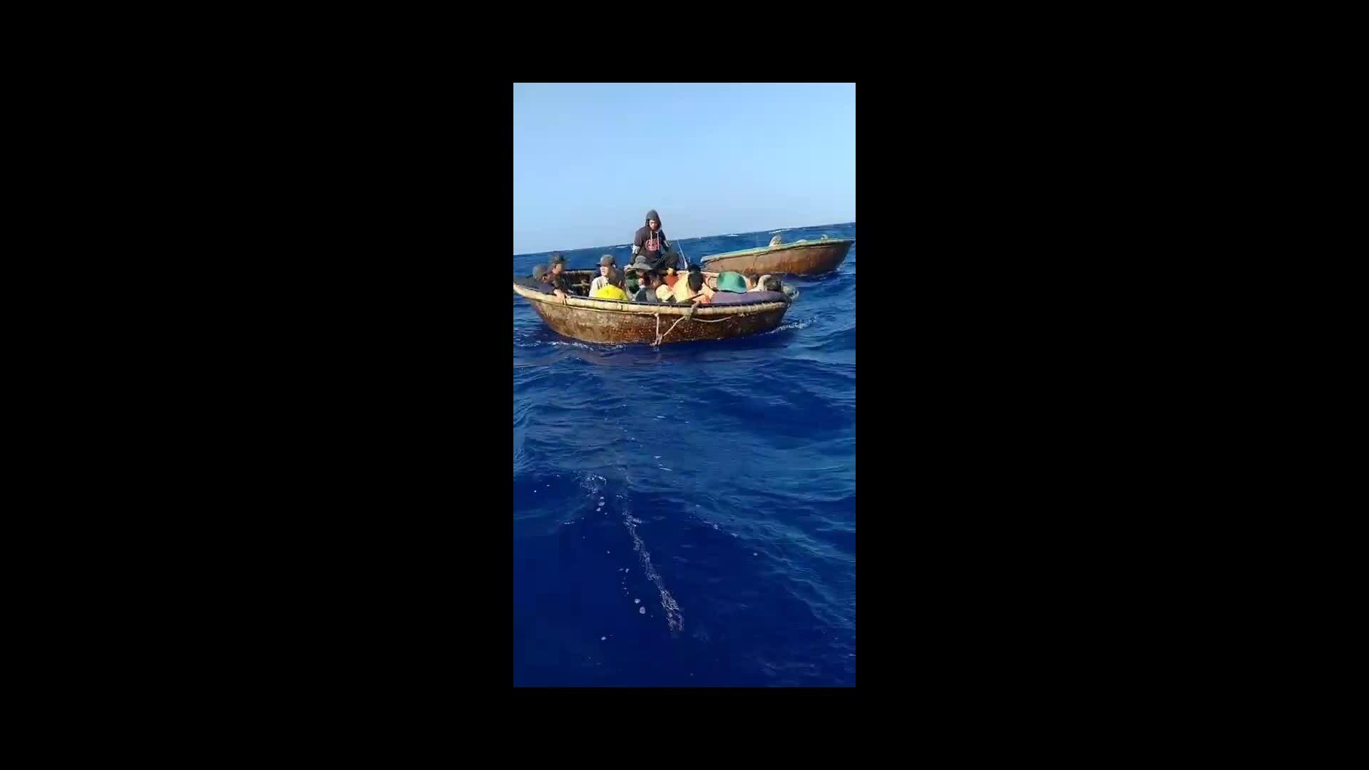 47 ngư dân chìm tàu