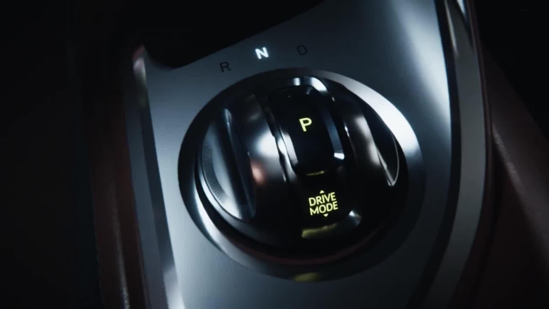 EV coupe concept của Genesis lộ diện