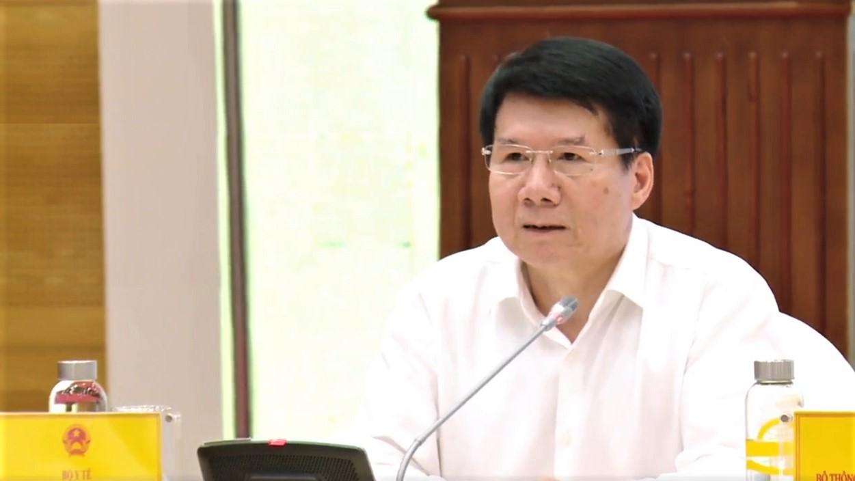 Thứ trưởng Y tế Trương Quốc Cường trả lời về hộ chiếu vacine