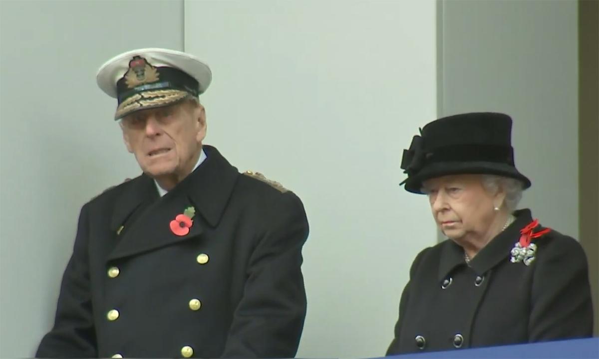 Người sát cánh cùng Nữ hoàng Anh hơn 70 năm
