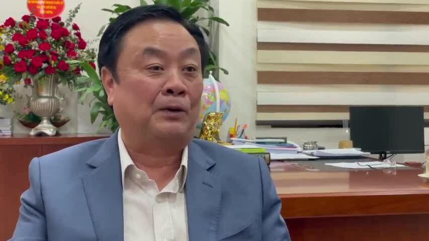 Bộ trưởng Lê Minh Hoan xây dựng nền nông nghiệp 'có trách nhiệm'