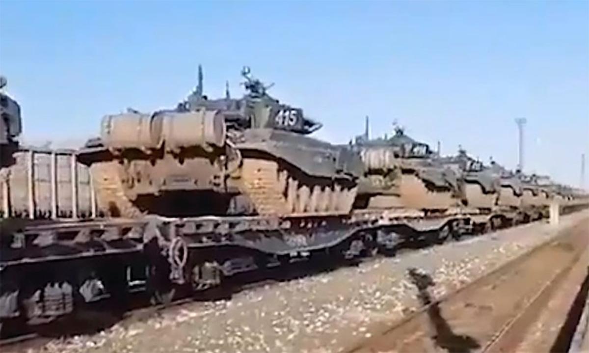Tính toán của Nga khi điều lượng lớn quân tới sát Ukraine