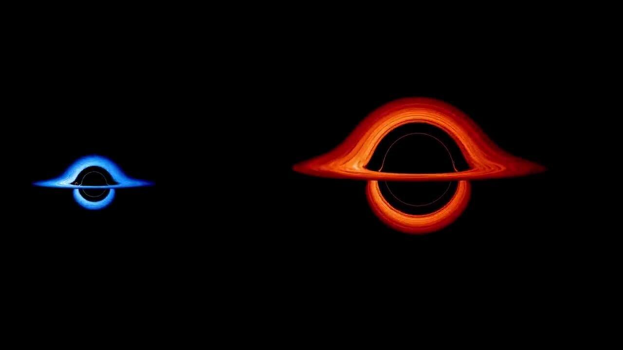 Điều gì xảy ra khi hai hố đen đâm vào nhau?