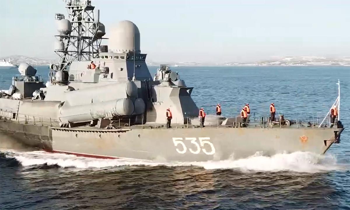 Hơn 10.000 lính Nga diễn tập tại Biển Đen