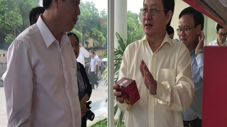 Bộ KHCN hỗ trợ Quảng Trị nhiều nhiệm vụ cấp thiết