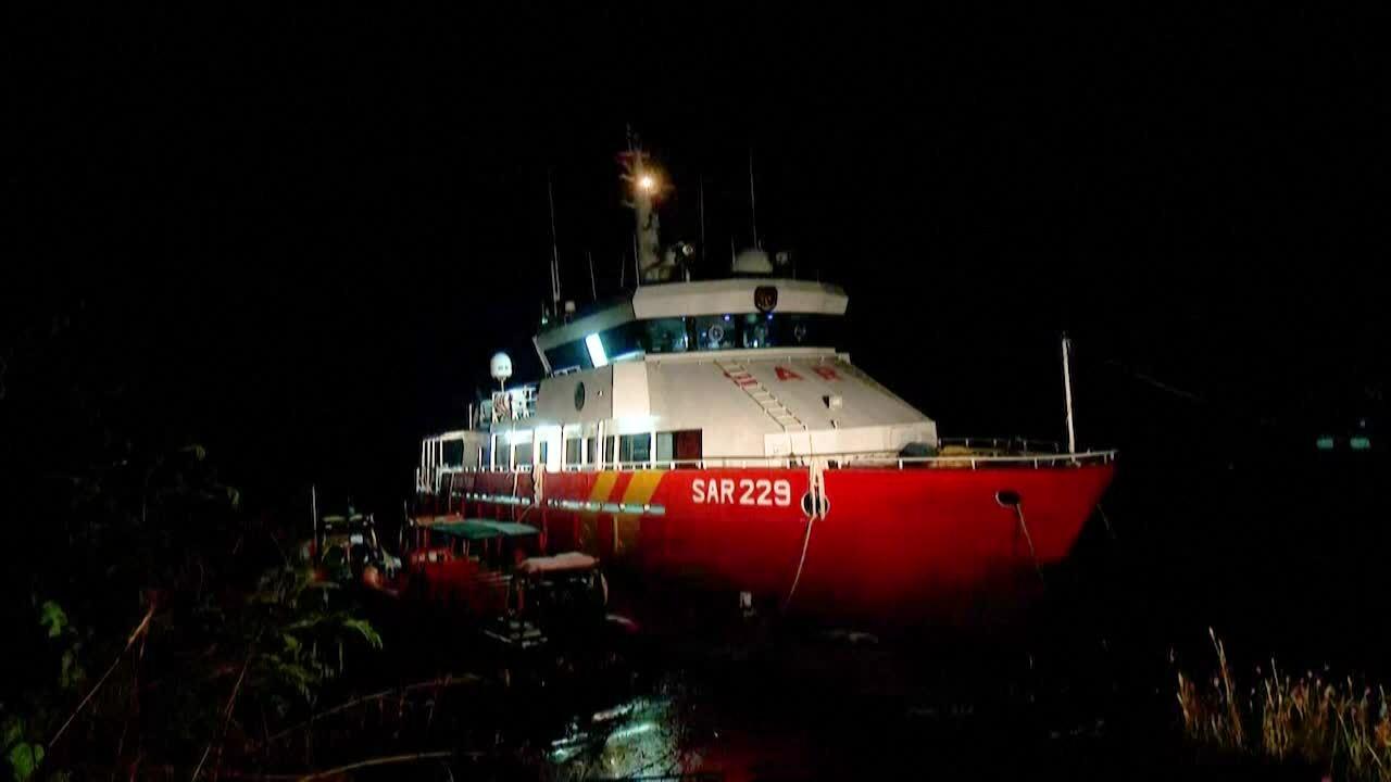 Vì sao Indonesia chưa tìm thấy tàu ngầm mất tích?