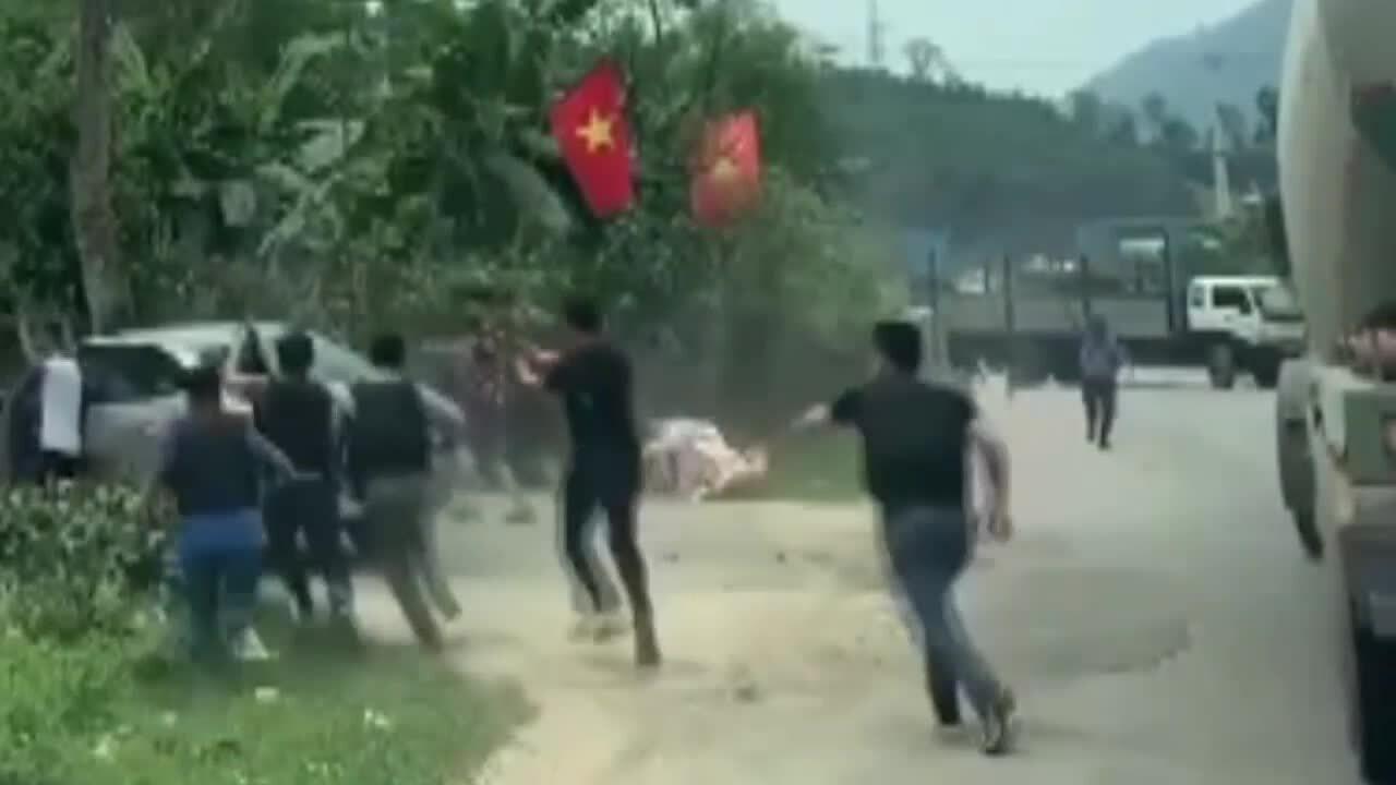 Cảnh sát bao vây