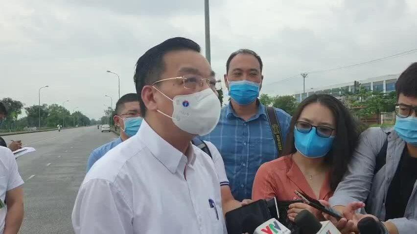 Phong tỏa Bệnh viện Nhiệt đới Trung ương
