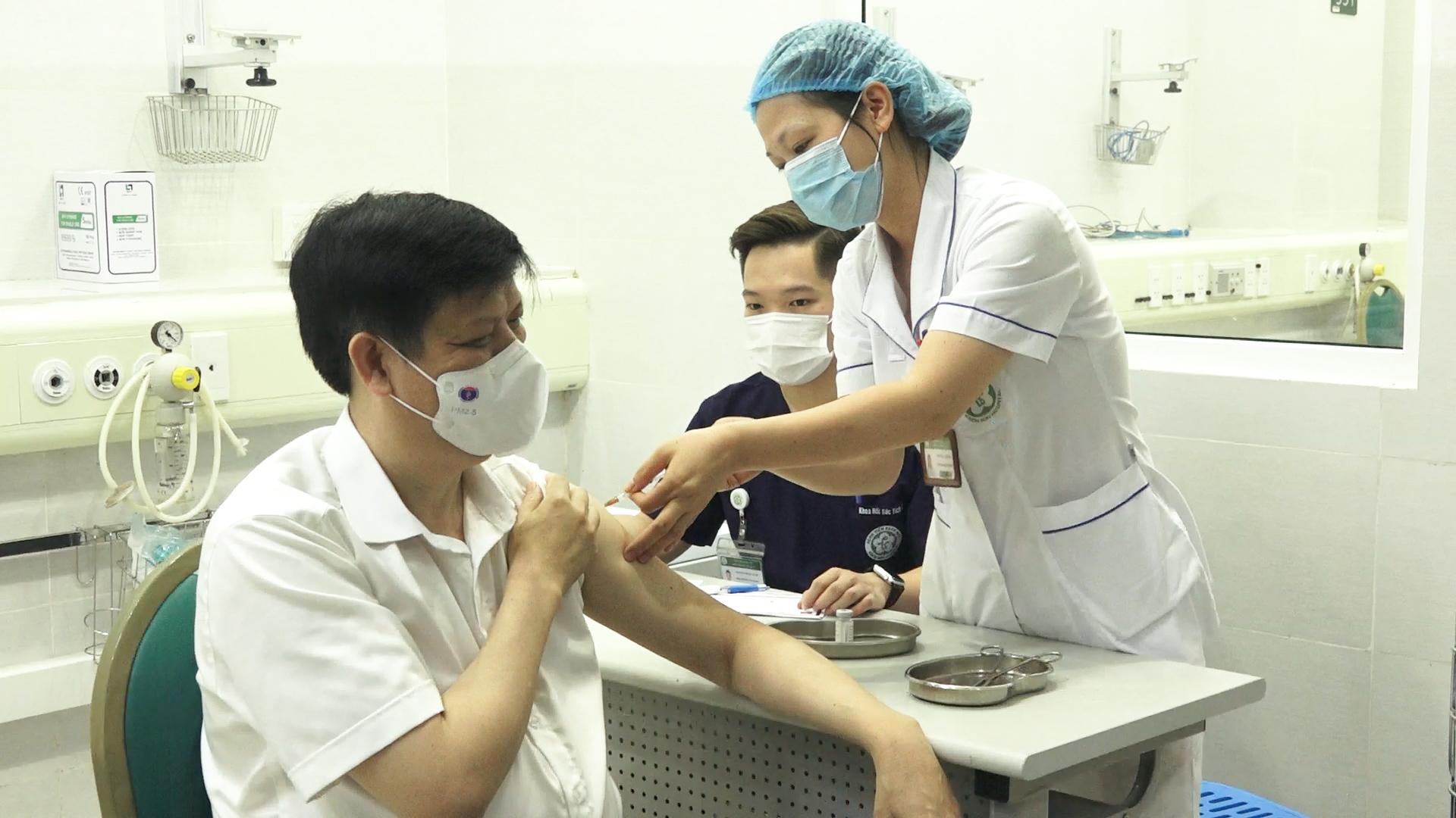 Việt Nam đăng cai làm trung tâm chuyển giao công nghệ vaccine Covid-19