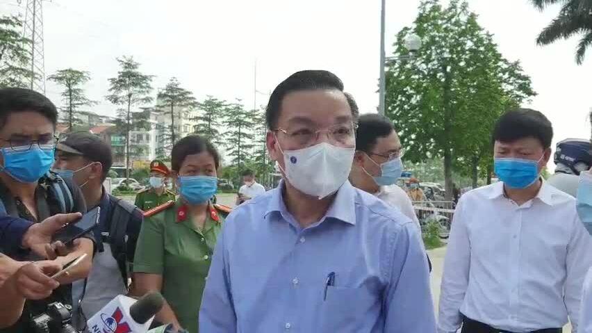 Ông Chu Ngọc Anh nói 'không cách ly Hà Nội'