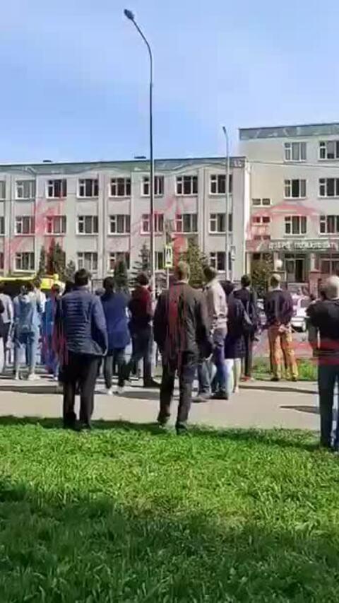 Xả súng tại trường học Nga, ít nhất 7 người chết