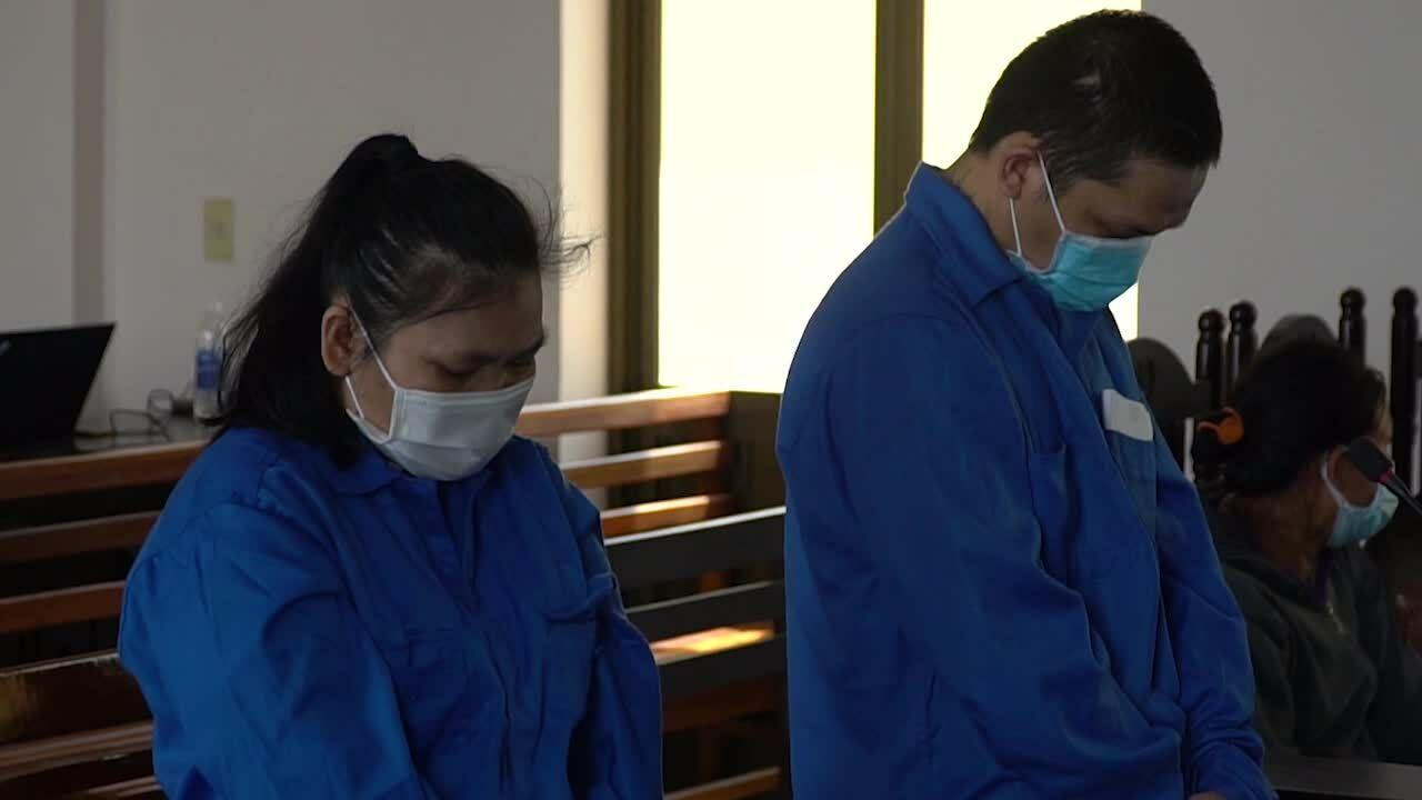 Video xử mẹ chăn dắt các con ở Bà Rịa - Vũng Tàu