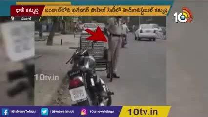 Cảnh sát trưởng Ấn Độ bị đình chỉ vì trộm trứng gà
