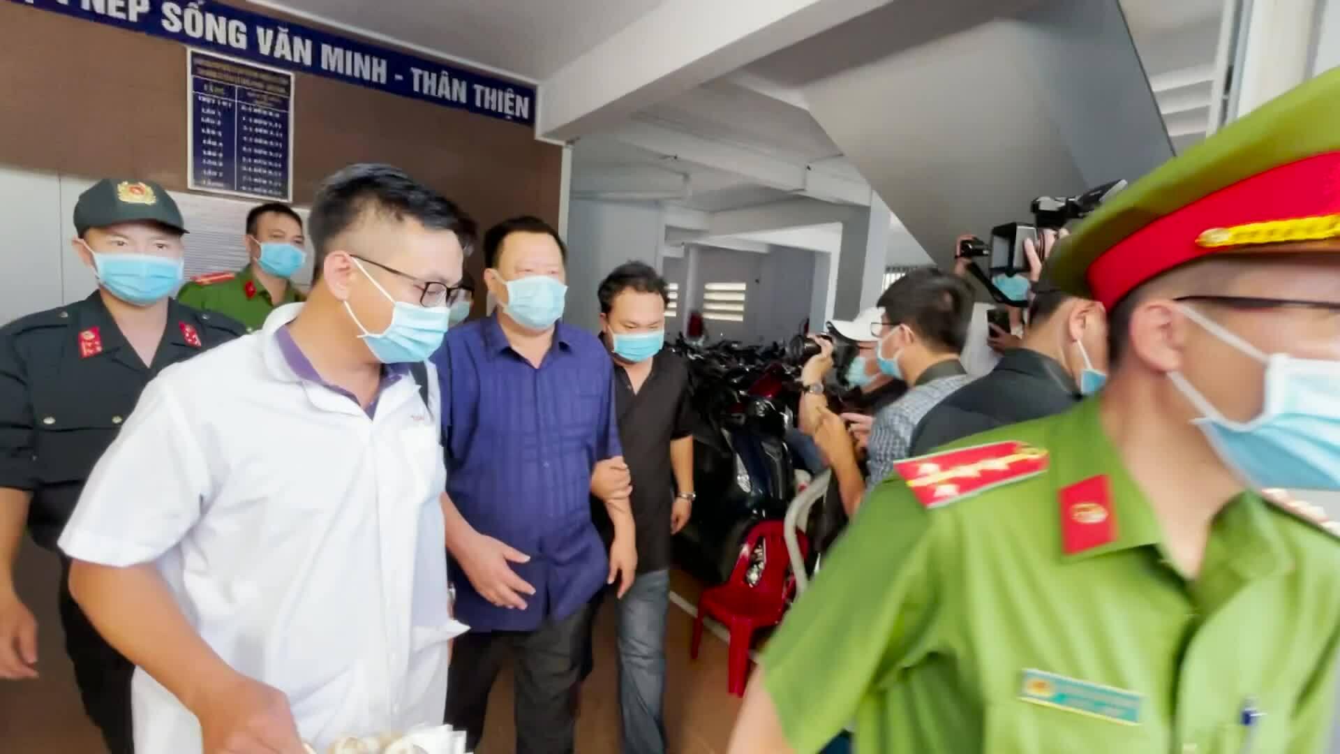 Cựu Phó chủ tịch Khánh Hòa bị bắt